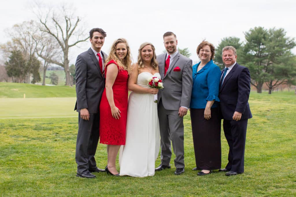 Tim and Emily Overstreet Wedding 2016
