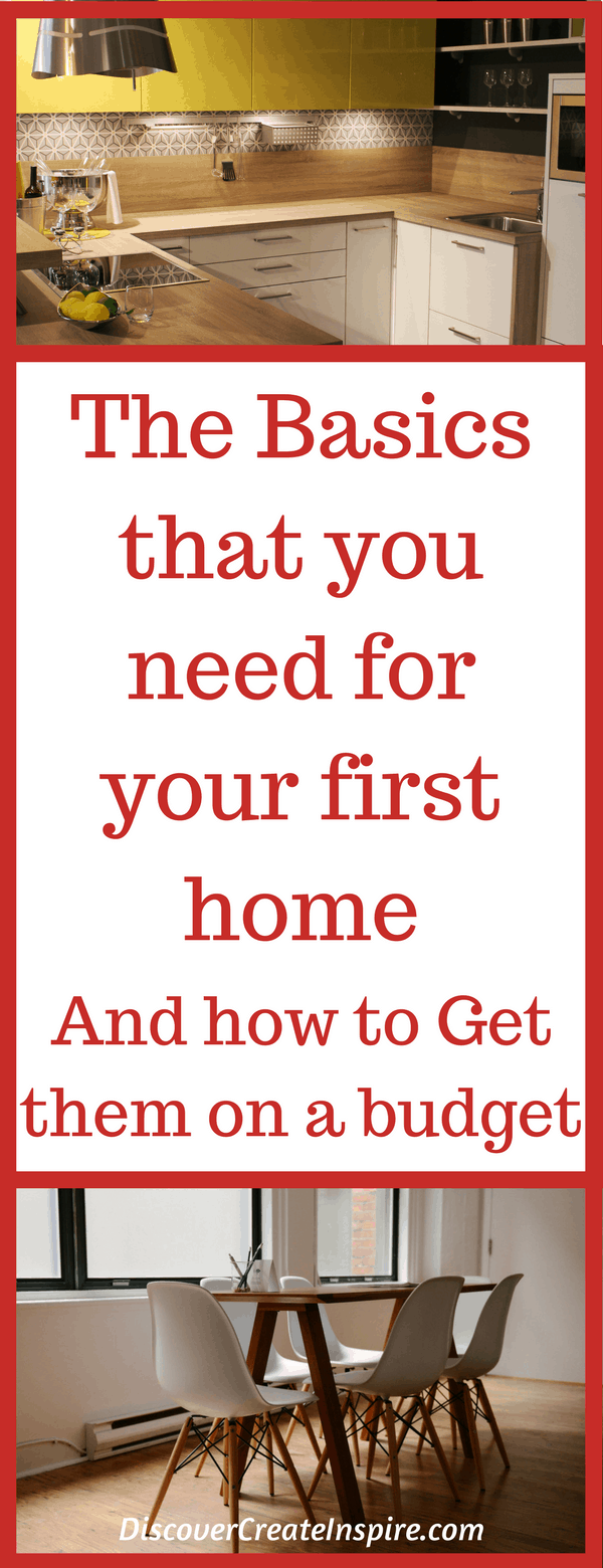 Everything You Need To Furnish Your First Home And How To