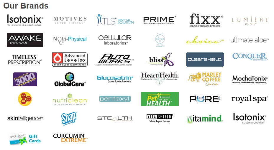 Our Exclusive Brands at My Store DiscoverCreateInspire.com