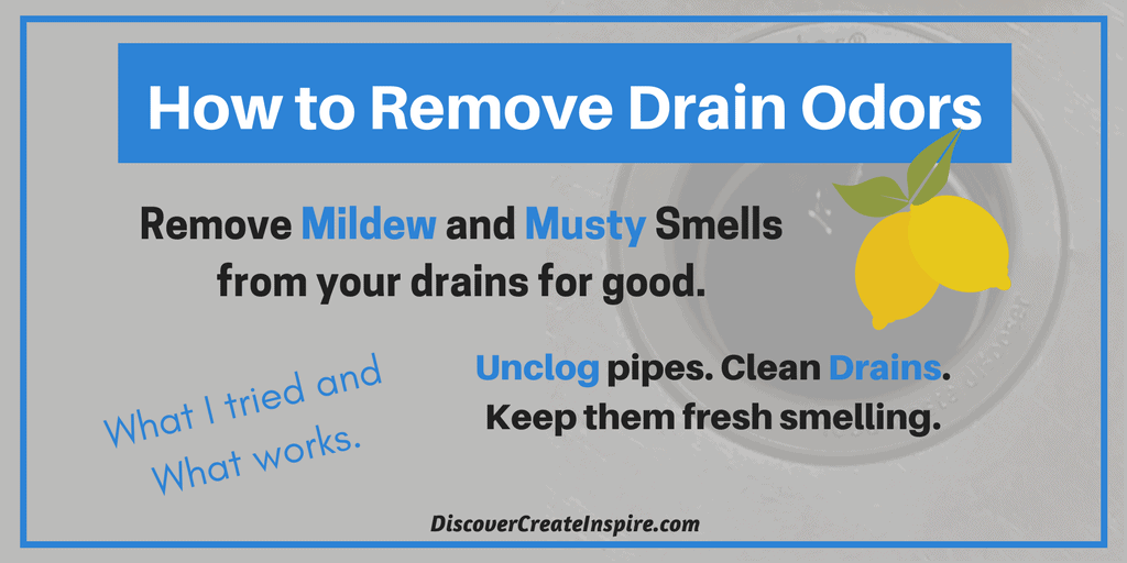 How To Remove Kitchen Sink Odors