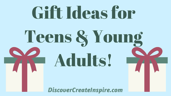 Gift Ideas for Teens and Young Adults