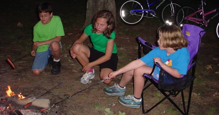 5 Reasons to Camp as a Family– even for non-campers