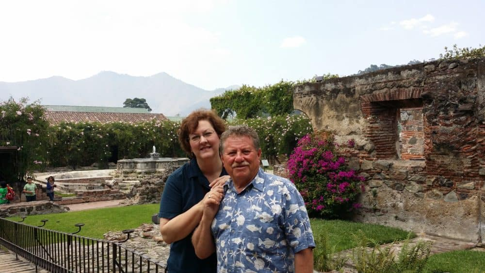 Work with us! - Family trip exploring the ruins in Antigua, Guatemala. DiscoverCreateInspire.com