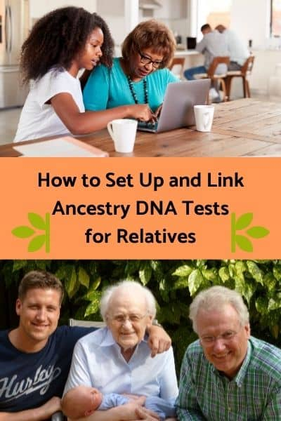 Everything you need to know about adding your family member's DNA to your Ancestry Tree. Help them Set up their Ancestry account and link their DNA to your tree and to your account. This way you can research their genealogy for them.