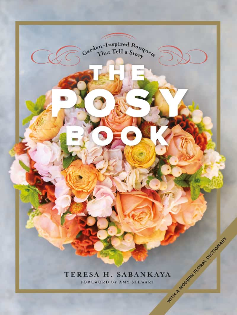 The Posy Book By Teresa H. Sanankaya Review by DiscoverCreateInspire.com