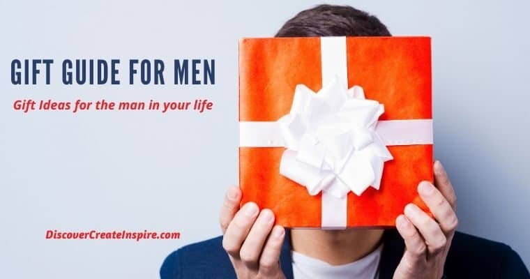 Gift Guide For Men & Father's Day
