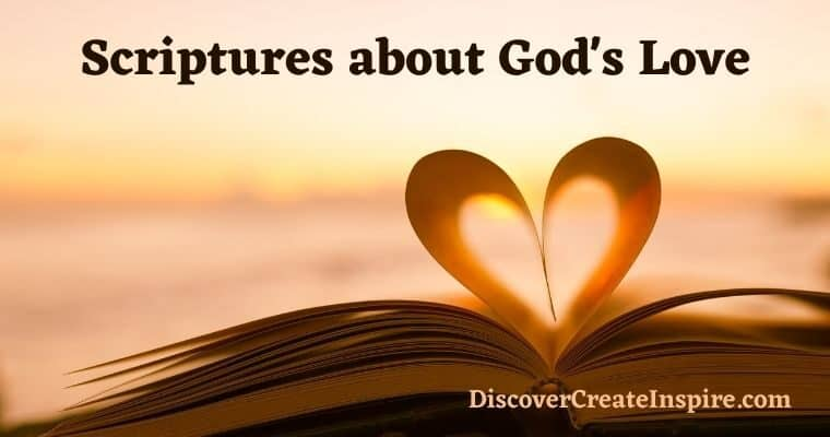Scriptures about God's Love